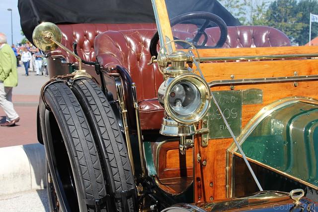 1909 - Fiat Tipo III Roi des Belges -9