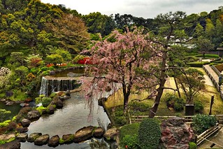 Japanese Garden at the Hotel New Otani, Tokyo | by nigel@hornchurch