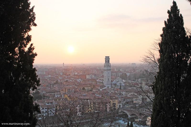 Vista dal Castello, cosa vedere a Verona