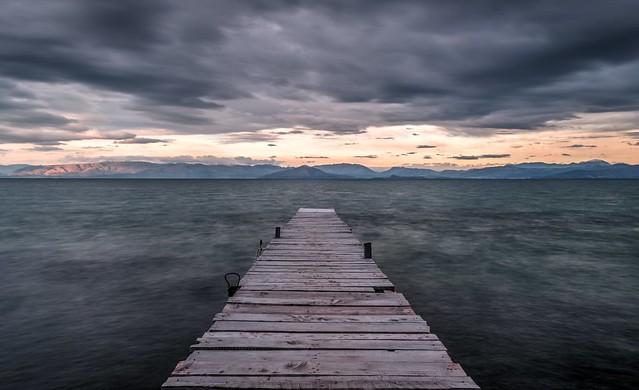 Adriatic sea view.