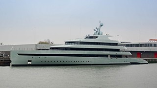 "Luxury Yacht / Luxe jacht ""Savannah"" 