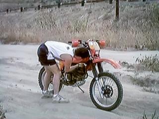 Loose gas tank
