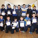U12 Boys - 2011 Youth Prsentation night