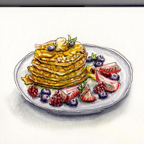 Eat What You Want Day: EAT WHAT YOU WANT DAY PANCAKES So It's A Fun Day Today! On