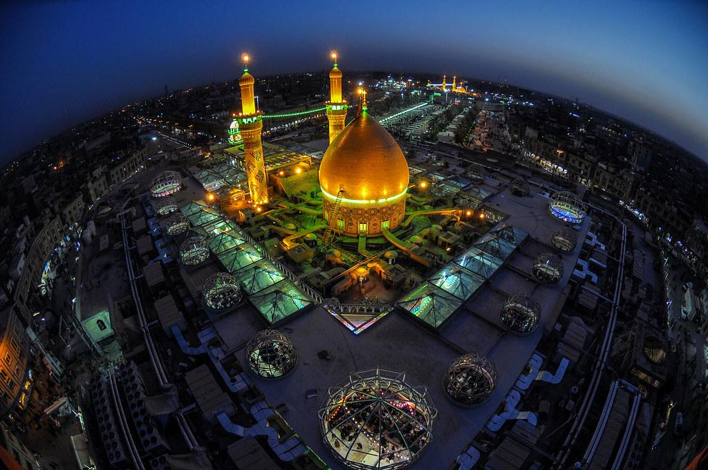 السلام عليك ياساقي عطاشا كربلاء | حرم حضرت ابوالفضل العباس ع… | Flickr