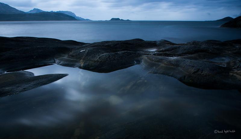 Seascape, Sør-Kvaløya