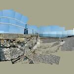Breakwater, Nothe Fort, Weymouth #Dorset #weymouth #coast #like4like  #followme #comments #ceriphotomontage #bluesky #instagrames