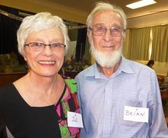 Jill and  Brian Polkinghorne