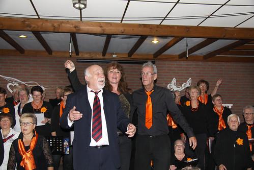 Drie dirigenten ....