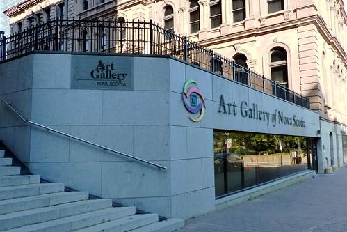 Art Gallery of Nova Scotia in Halifax