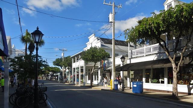 KeyWest- Duval Street Shops