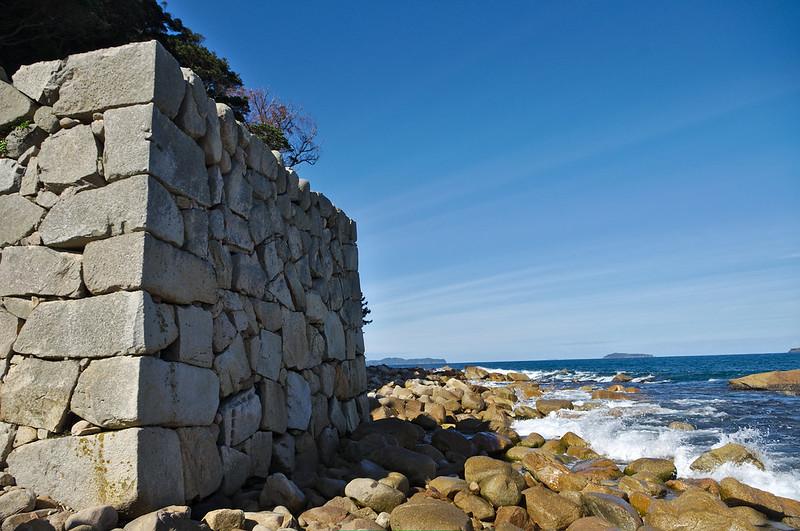 Ancienne fortification du château