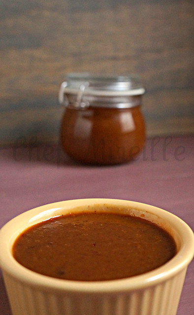 Canteloupe BBQ Sauce -edit