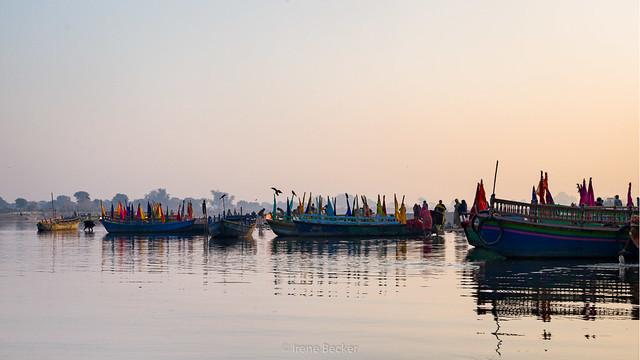 Yamuna River -Morning