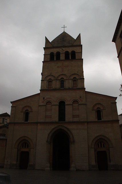 Basilique Saint-Martin d'Ainay à Lyon