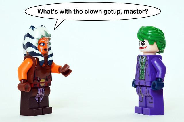 The Clown Wars