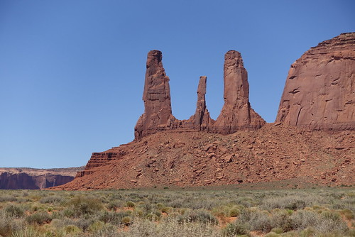 Great day in Monument Valley. Native guide with great stories and  lots of open skies and geological marvels   by truecusader