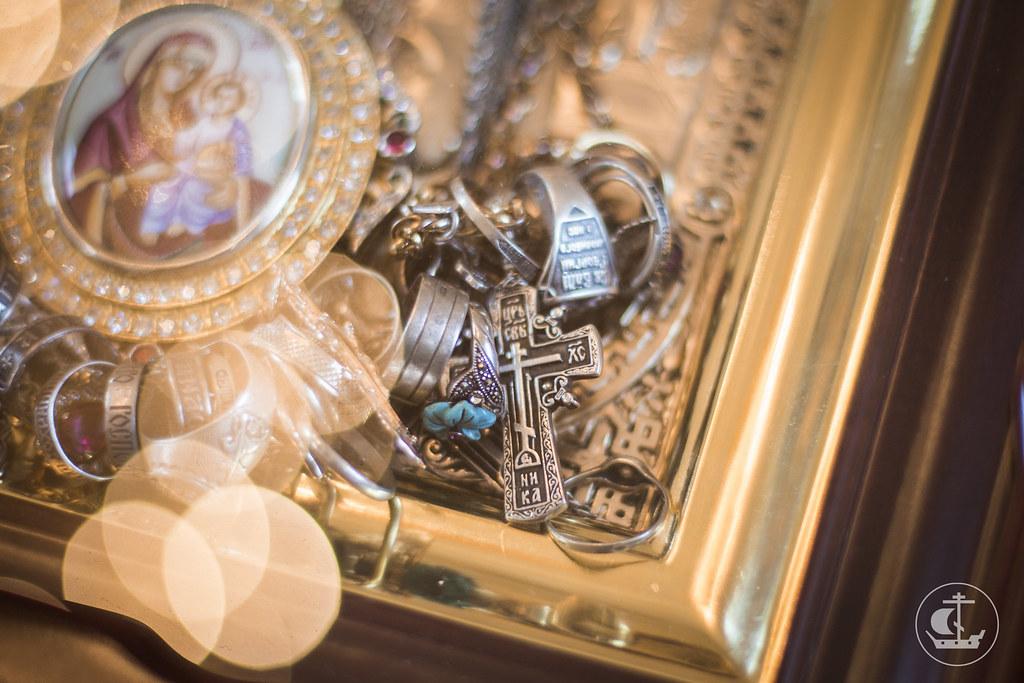 15 марта 2015, Неделя 3-я Великого поста, Крестопоклонная / 15 March 2015, Third Sunday of Great Lent. Adoration of the Holy Cross