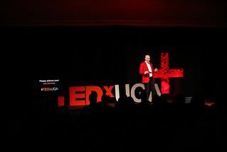Scott Shamp @ TEDxUGA 2015: Plus+   by New Media Institute