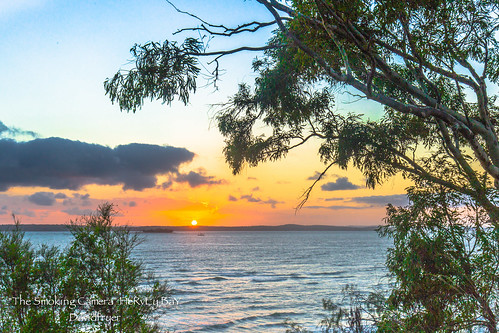 ocean art water sunshine sunrise canon point flickr sailing image australia adventure queensland 6d 1635mm urangan dayman