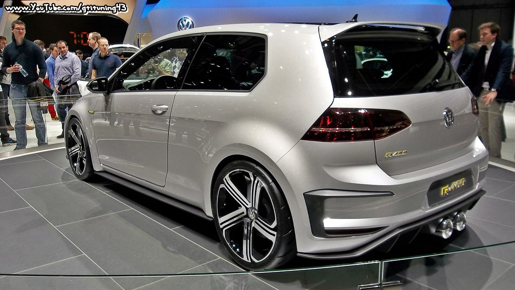 Golf R 400 >> Vw Golf R400 Want To See This Car In Video Click Here Freddy