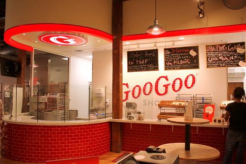 Nashville's Goo Goo Store interior kitchen