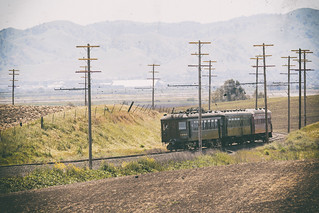 Sacramento Northern at Shilo Rd | by lennycarl08