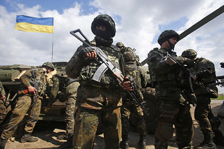 Anti-terrorist operation in eastern Ukraine (War Ukraine) | by Ministry of Defense of Ukraine