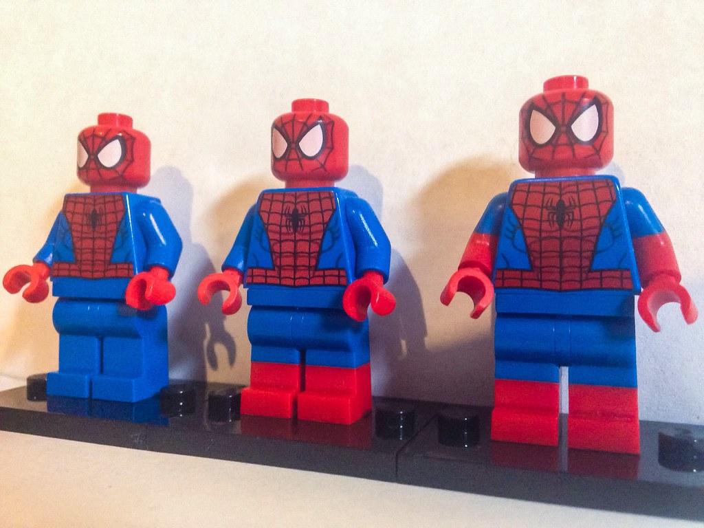 The Evolution Of Spider Man Purploros Flickr