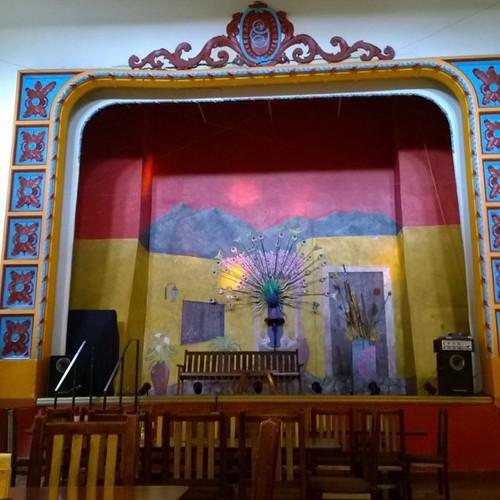 Antiguo teatro en Xicotepec.
