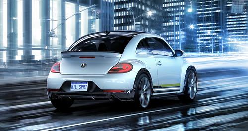 2015 VW Beetle_R-Line concept - 02   by Az online magazin