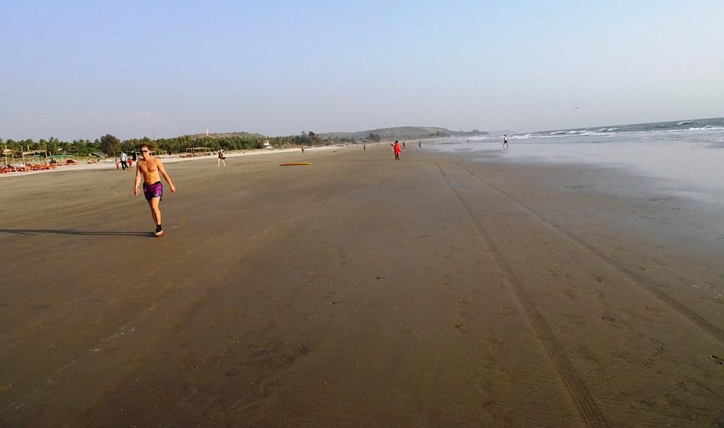 Mandrem Beach