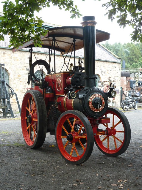 Foster Wellington Tractor 3002