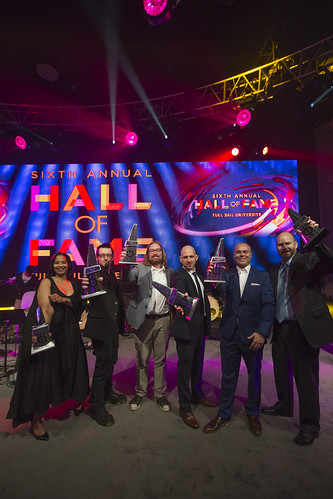 The Sixth Annual Hall of Fame Inductees