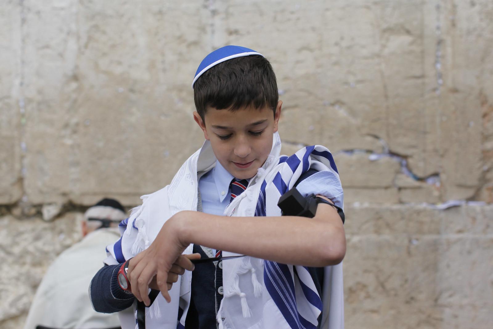 Bar Mitzvah 4 Jerusalem_9593_Yonatan Sindel_Flash 90_IMOT