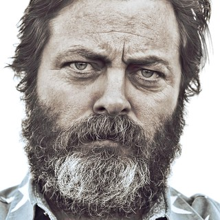 CROP Nick Offerman High-Res, Credit - Shayd Johnson - HS copy | by Huntington Theatre Company
