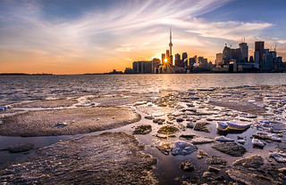 """""""Floating ice"""" 