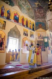Литургия в Ильинском соборе 280