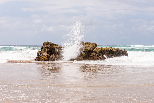 newzealand beach water rock landscape coast waikato seaspray hotwaterbeach watermarked landscapephotography coth supershot outdoorphotography