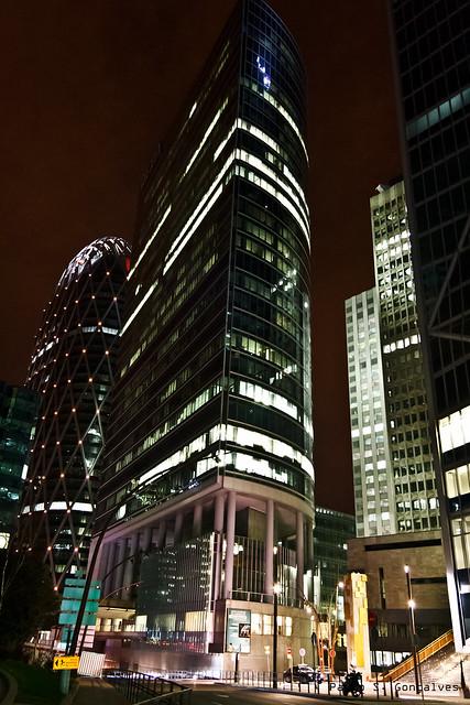 La Défense @ midnight