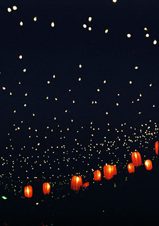 192/365: lanterns and stars | by H_H_Photography