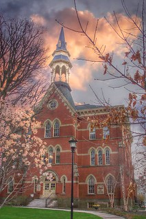 Oberlin Ohio ~ Union Center for the Arts ~ Historical Building