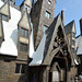 Entrance Canopy at Three Broomsticks
