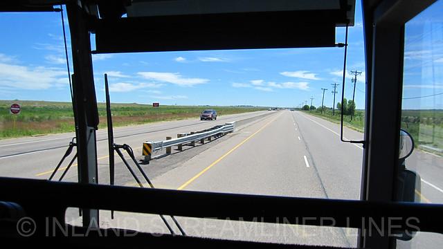 Greyhound US 50 Eastbound Colorado