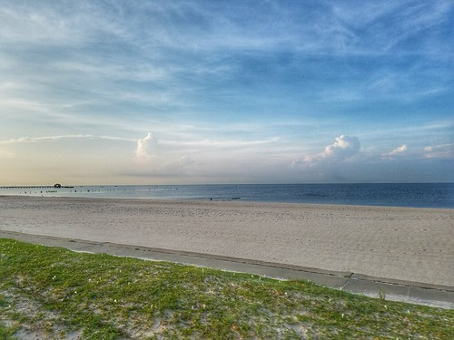 biloxi beach gulfofmexico mississippi landscape