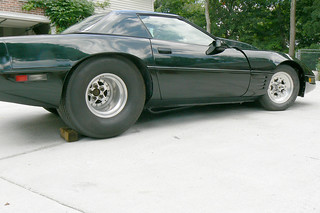 1992 Chevy Corvette Convertible Pro Street | by iCanFab
