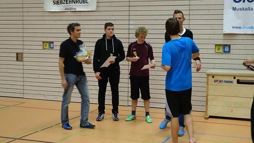 4 Jugendturnier AÖ 2015
