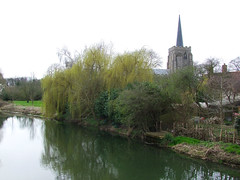 Bramford and the River Gipping
