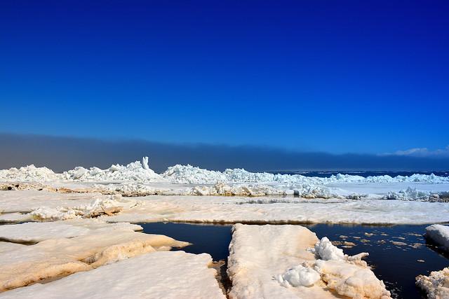 Departing Sea Ice
