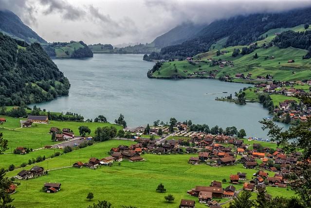 Un lugar tranquilo - Suiza